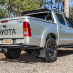 Hilux Rock Sliders & Bars